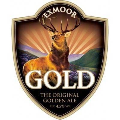 Exmoor Gold 9 Gallons Golden 4.5%