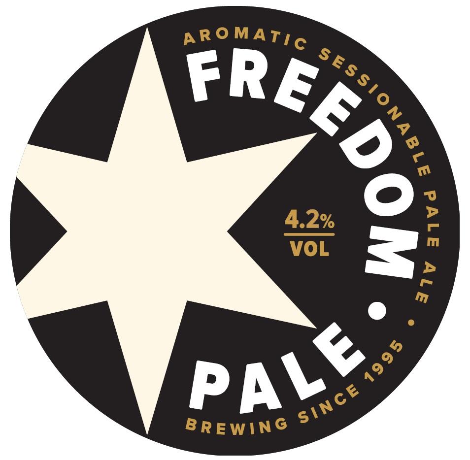 Freedom Pale- New World Pale 50 Litre Keg    4.2%