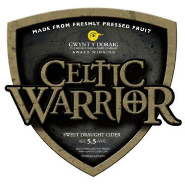 Gwynt Y Ddraig Celtic Warrior 20Ltr Bag in Box Clear 5.0%