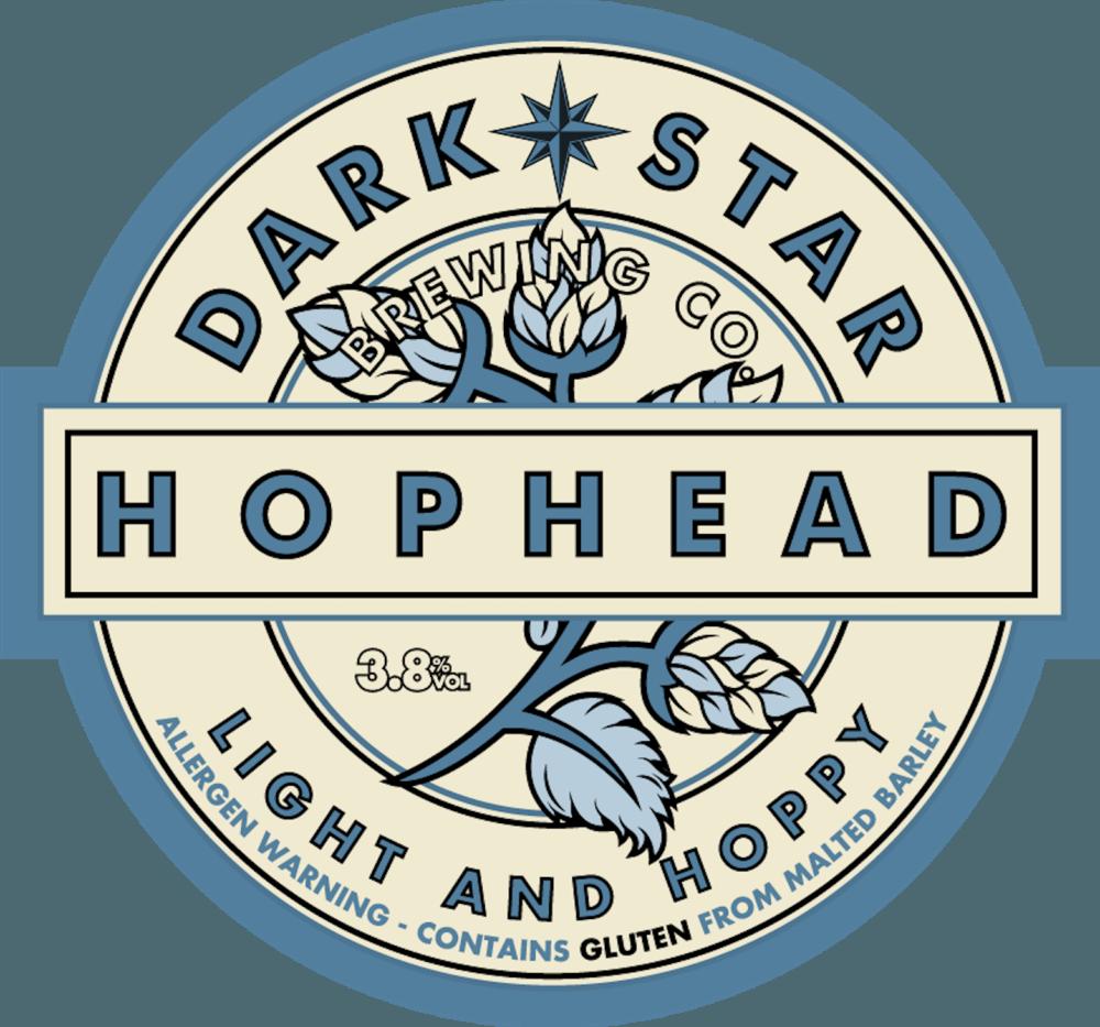 Dark Star Hophead 9 Gallons Pale Golden 3.8%