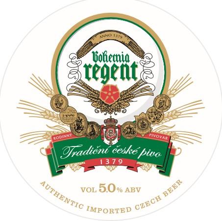 J W Lees Bohemia Regent 11 Gallons Keg    5.0%