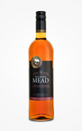 Lyme Bay Winery Rhubarb Mead 75cl    11.0%
