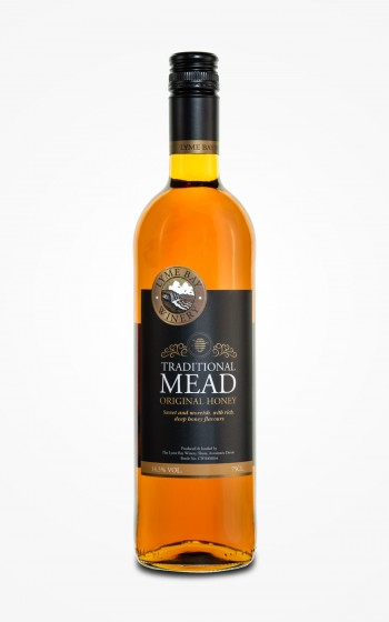 Lyme Bay Winery Traditional Mead 75cl    14.5%