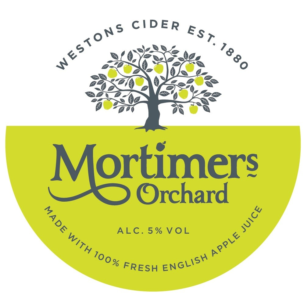 Westons Mortimers Orchard 11 Gallon 5.0% (Keg)