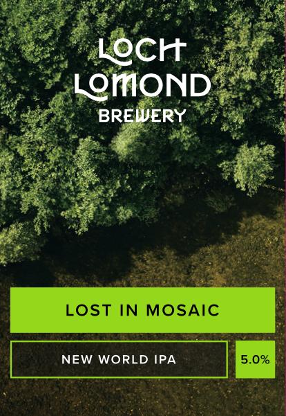Loch Lomond Lost In Mosaic 9 Gallon 5.0%