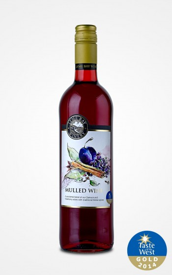 Lyme Bay Winery Mulled Wine 75cl    10%