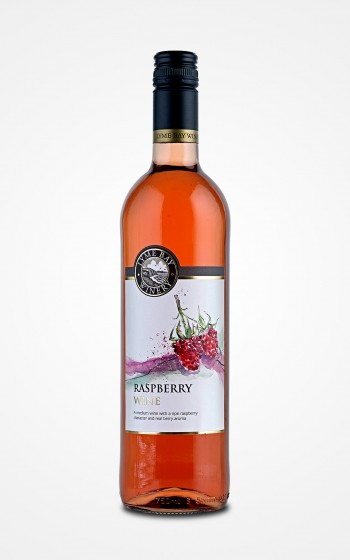 Lyme Bay Winery Raspberry Wine 75cl    11.0%
