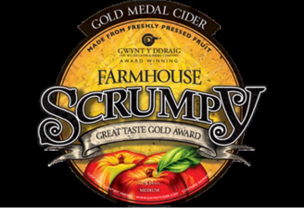 Gwynt Y Ddraig Farmhouse Scrumpy 20Ltr Bag In Box Clear 5.3%
