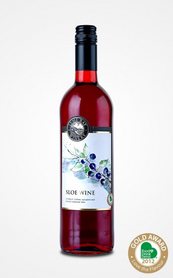 Lyme Bay Winery Sloe Wine 75cl    11.0%