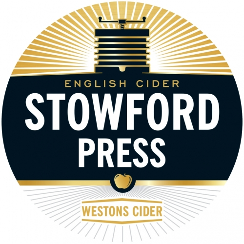 Westons Stowford Press Medium Dry 11 Gallons (Keg)    4.5%