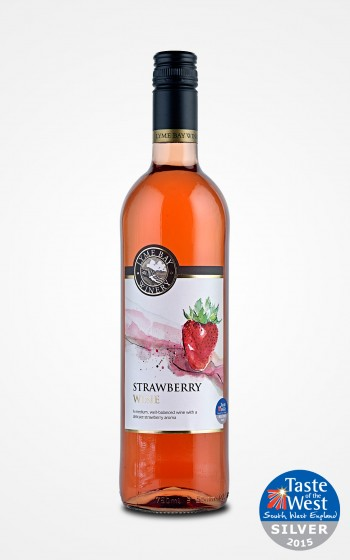 Lyme Bay Winery Strawberry Wine 75cl    11.0%