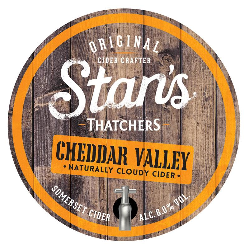Thatchers Cheddar Valley 20Ltr Bag In Box Cloudy 6.0%