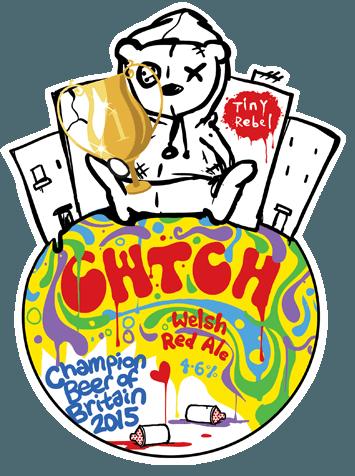 Tiny Rebel Cwtch 9 Gallons Deep Amber 4.6%