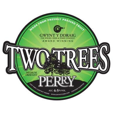 Gwynt Y Ddraig Two Trees Perry 20L Bag In Box    4.5%
