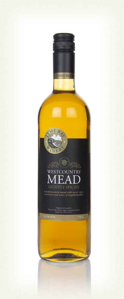 Lyme Bay Winery West Country Mead 75cl    14.5%