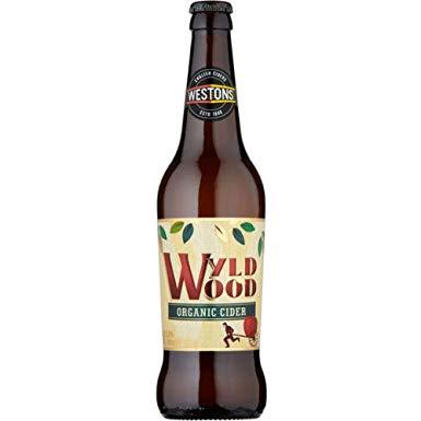Westons Wyld Wood Organic Cider12 x 500ml    6.5%
