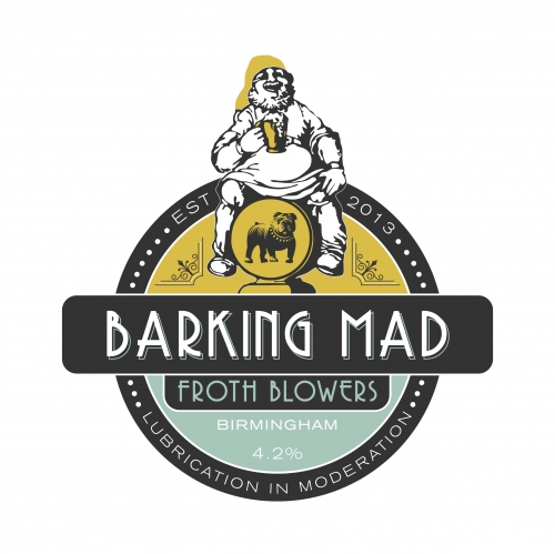Froth Blowers Barking Mad 9 Gallons Pale 4.2%