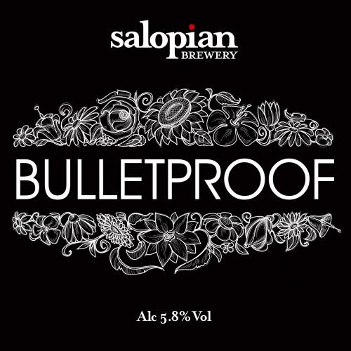 Salopian Bullet Proof 9 Gallons Golden 5.8%
