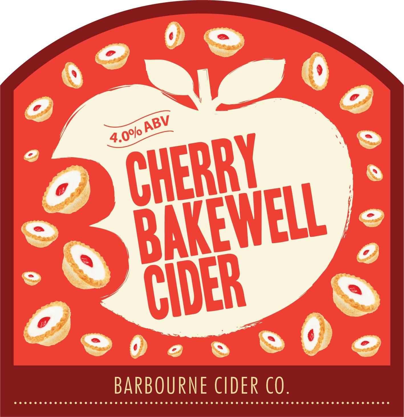 Barbourne Cherry Bakewell Cider 20Ltr Bib Med- Sweet 4.0%