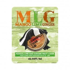 Cornwall Cider MLG 20ltr Bag In Box   4.0%