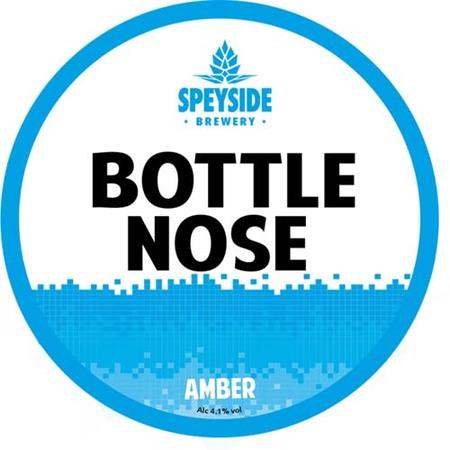 Speyside Bottlenose Bitter(Unfined) 9 Gallons Amber 4.1%