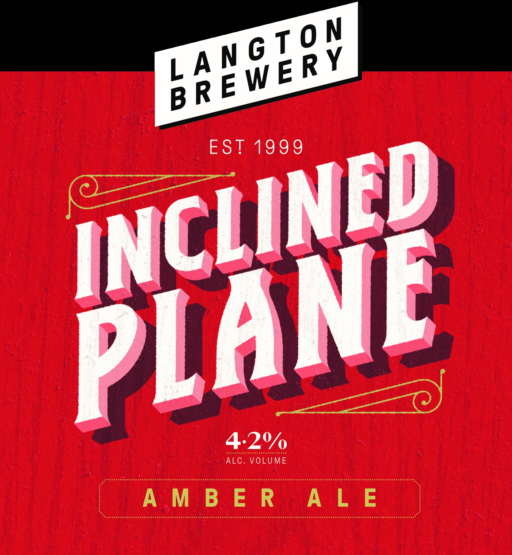 Langton Inclined Plane 9 Gallons Amber 4.2%