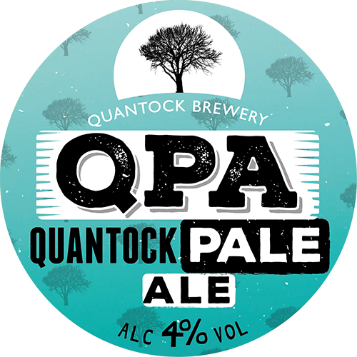 Quantock QPA 9 Gallons Pale 4.0%