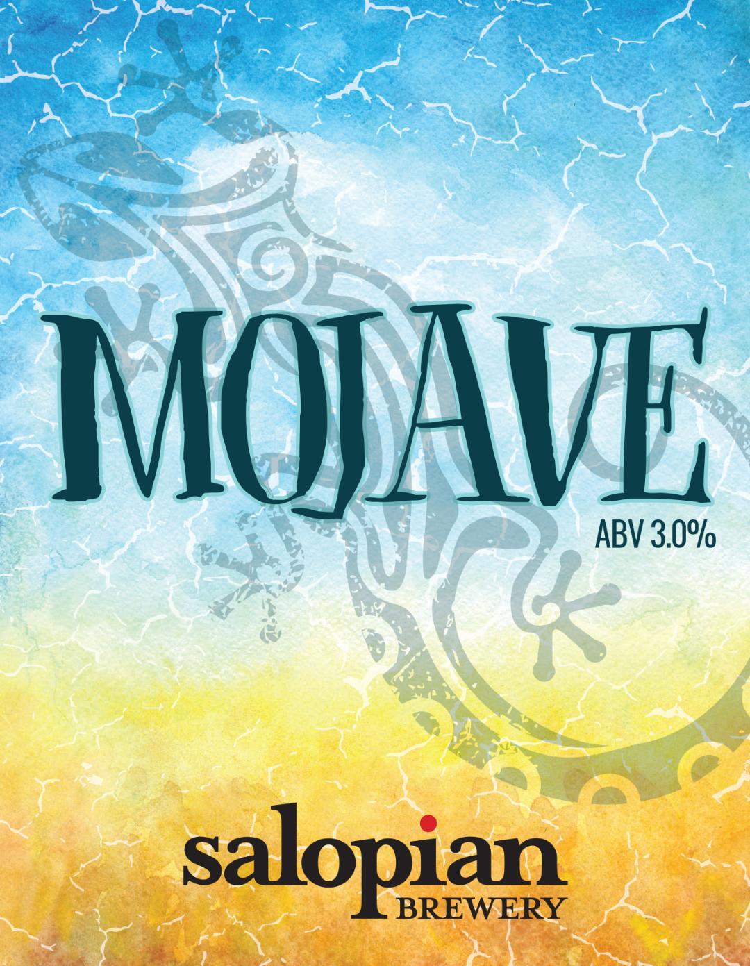 Salopian Mojave 9 Gallons Golden 3.0%
