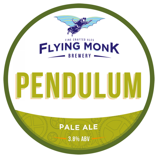 Flying Monk Pendulum 9 Gallons Pale 3.8%