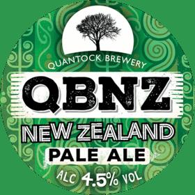 Quantock QBNZ 9 Gallons Pale 4.5%