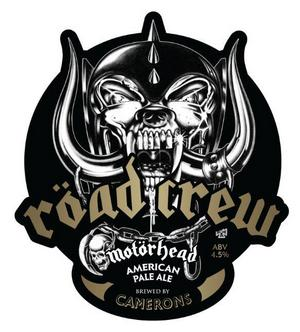 Camerons Road Crew 9 Gallons Pale 4.5%