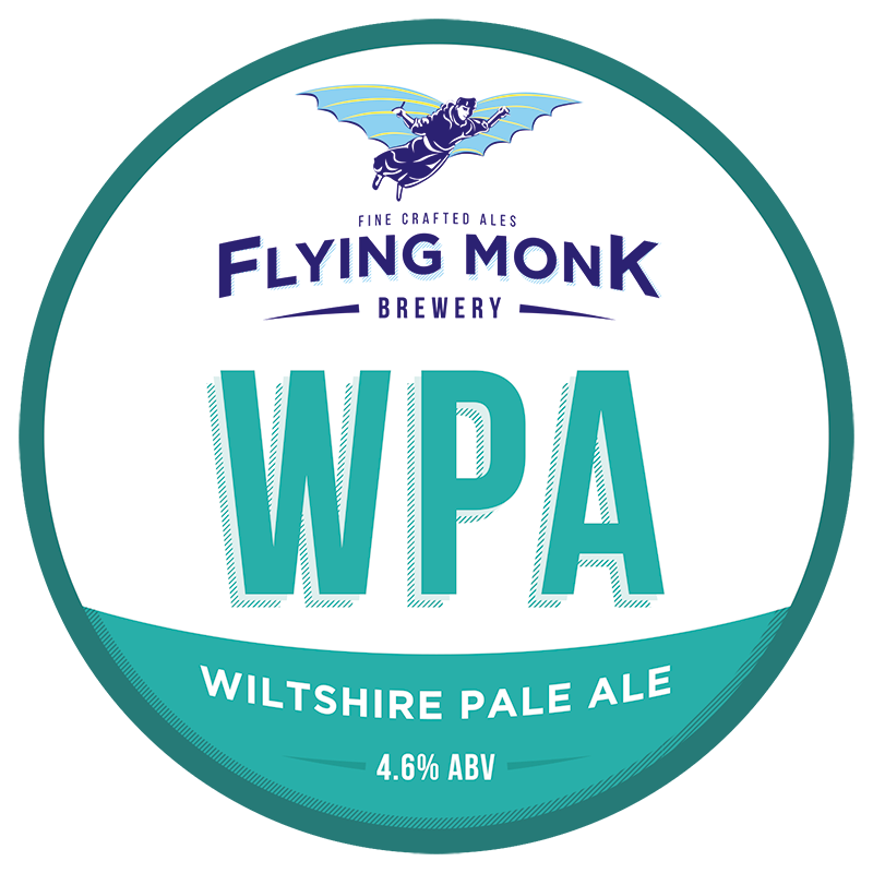 Flying Monk WPA 9 Gallons Pale Golden 4.6%