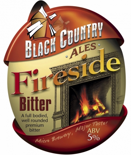 Black Country Ales Fireside 9 Gallons Amber 5.0%