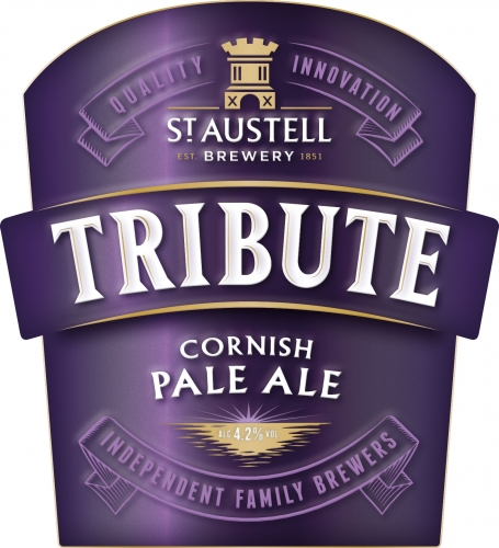 St Austell Tribute 9 Gallons Pale Amber 4.2%