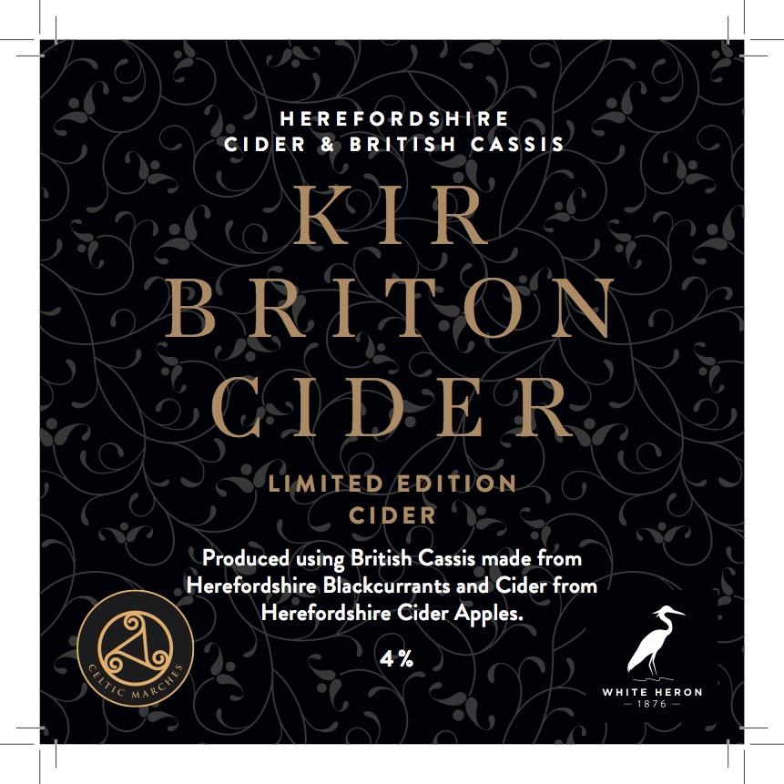 Celtic Marches Kir Briton Cider 20Ltr Bag in Box 4.0%