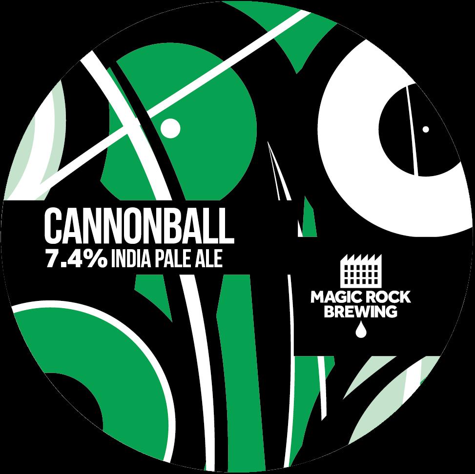 Magic Rock Cannonball IPA 30Ltr Kegstar Pale 7.4%