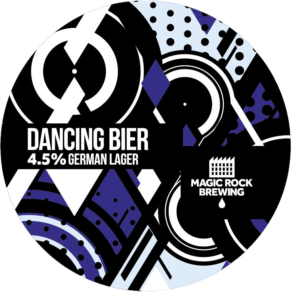 Magic Rock Dancing Bier/Promise Land 30Ltr Kegstar Pale 4.5%