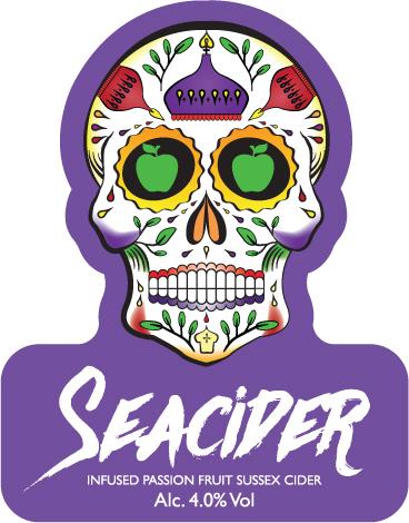 Seacider Passionfruit Cider 20Ltr Bag in Box 4.0%