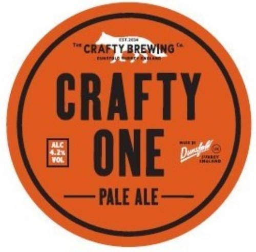 Crafty Brewing Crafty One 9 Gallons Pale 3.9%