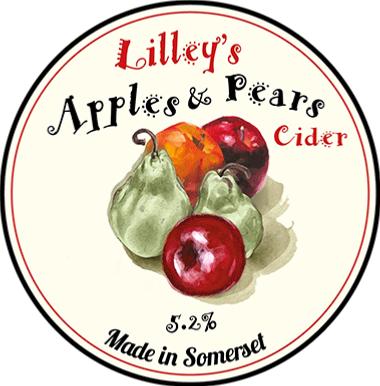 Lilleys Apple & Pear 3ltr BIB 4.0%