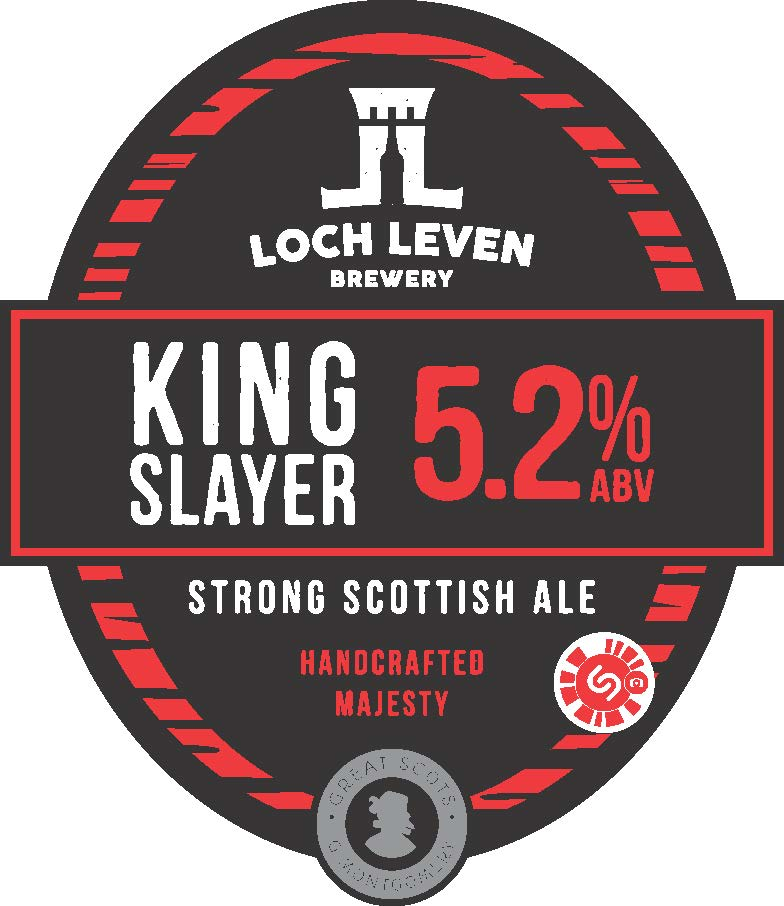 Loch Leven King Slayer 9 Gallons Amber 5.2%