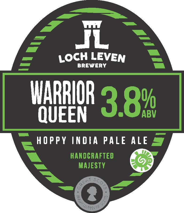 Loch Leven Warrior Queen 9 Gallons Pale 3.8%