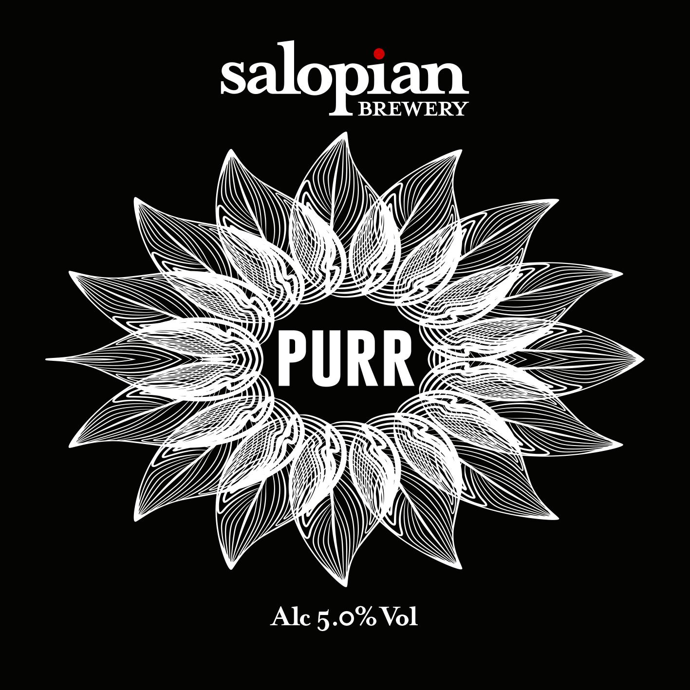 Salopian Purr 9 Gallons Golden 5.0%