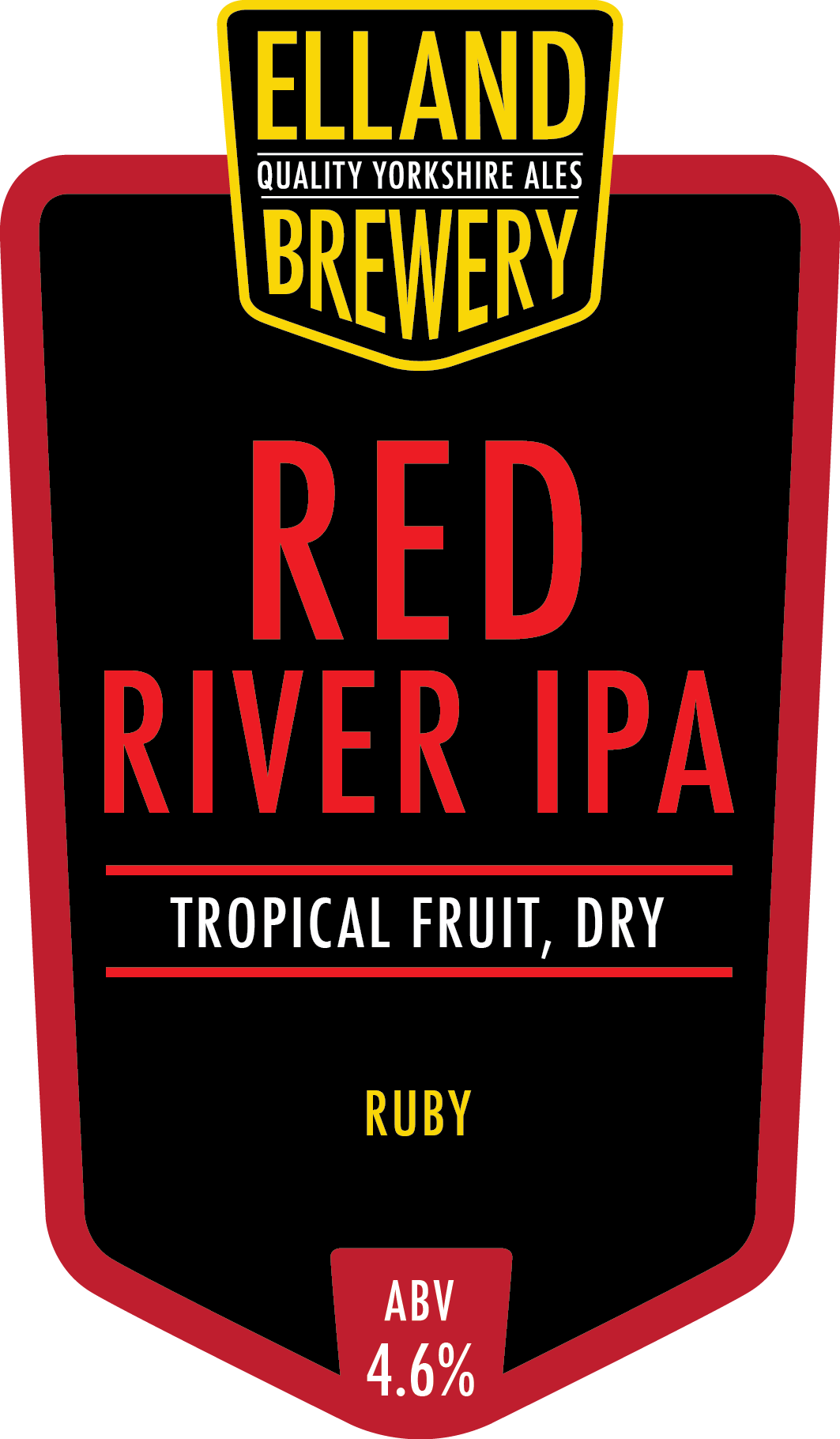 Elland Red River 9 Gallons Red 4.6%