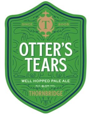 Thornbridge Otter's Tears 9 Gallon Pale 6.0%
