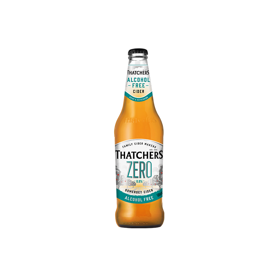 Thatchers Zero 6x500ml Case 0.05%