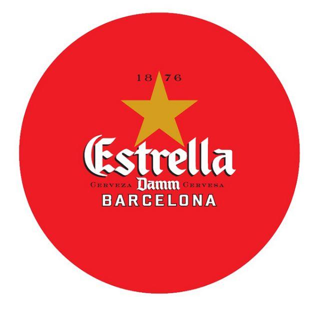 Estrella Damm 11 Gallons    4.6%