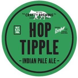 Crafty Brewing Hop Tipple 9 Gallon Pale 4.2%
