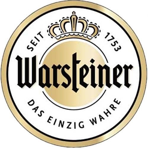 Warsteiner 11 Gallons 4.8%