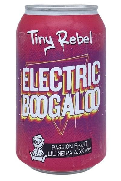 Tiny Rebel Electric Boogaloo 24x330ml Cans 4.5%